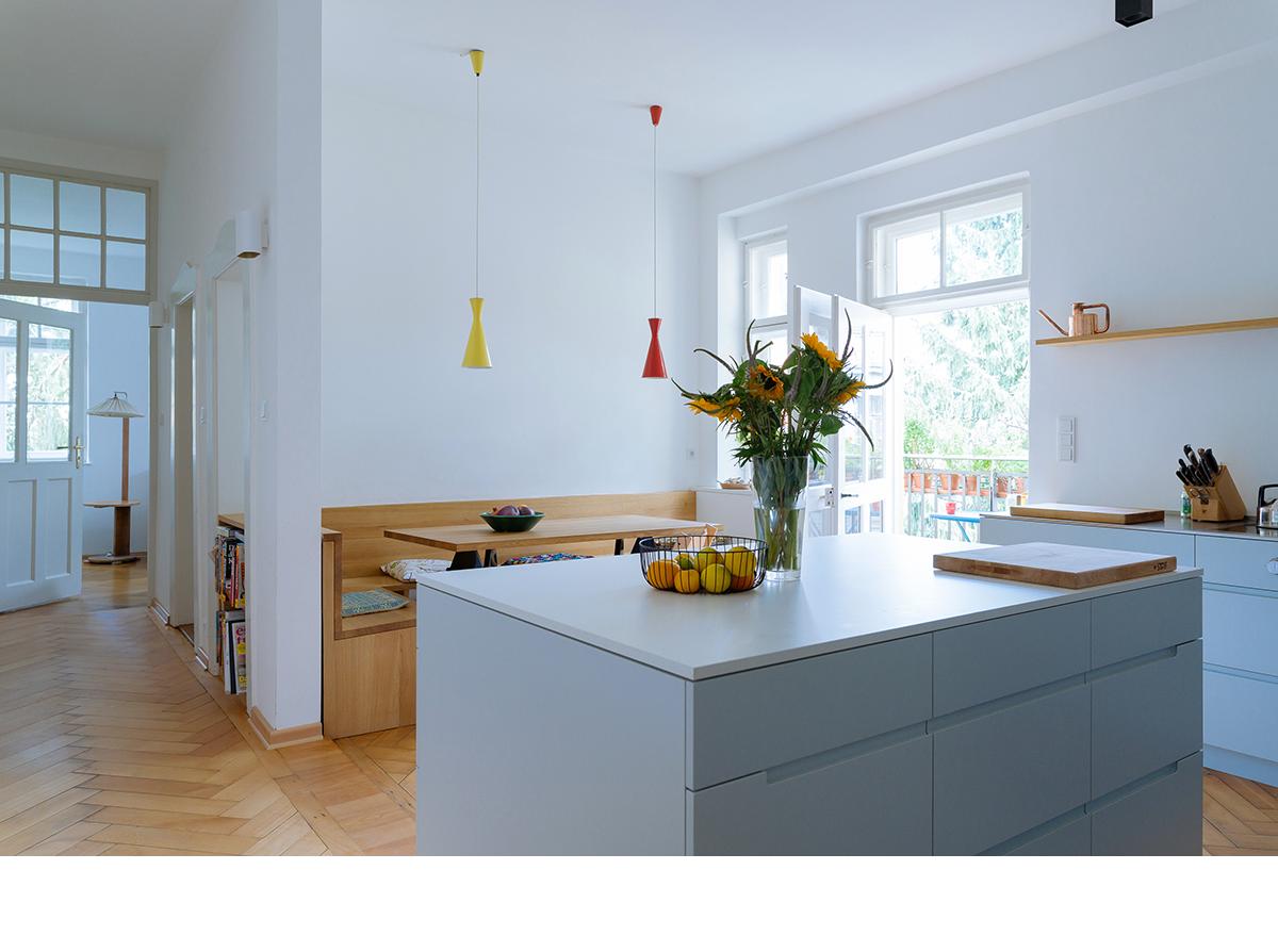 4architekten - Architekturbüro München   Wohnungsumbau ...