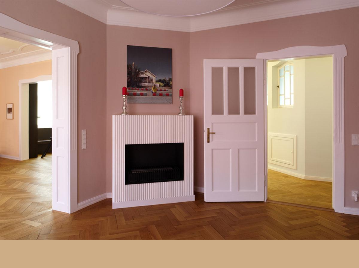 4architekten architekturb ro m nchen denkmalschutz und. Black Bedroom Furniture Sets. Home Design Ideas